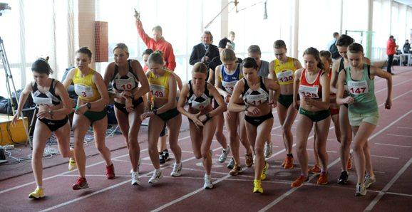 Naujoji Lietuvos rekordininkė Brigita Virbalytė – Nr9