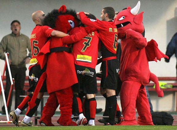 """Mallorca"" futbolo klubu domisi uzbekai"