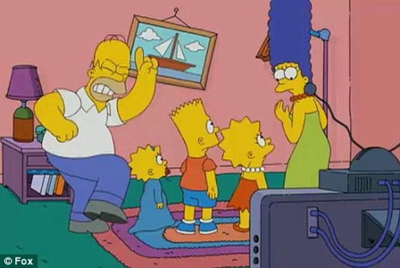 """Prieš kiekvieną """"Simpsonų"""" seriją rodoma vinjetė atnaujinta po dvidešimties metų."""