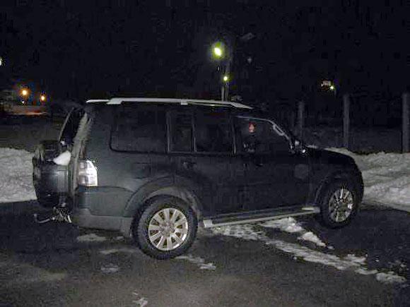 Klaipėdiečio automobilis