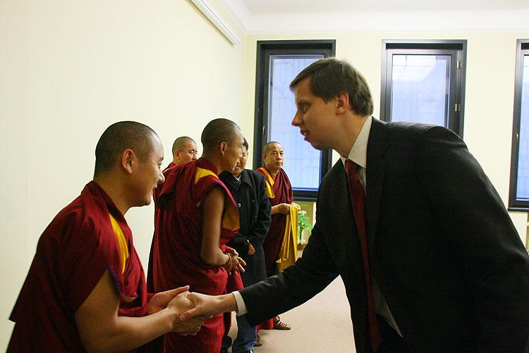 Tibeto kultūros dienų metu kauniečiai turės galimybę susipažinti su unikaliomis tūkstantmetėmis šios kultūros tradicijomis.