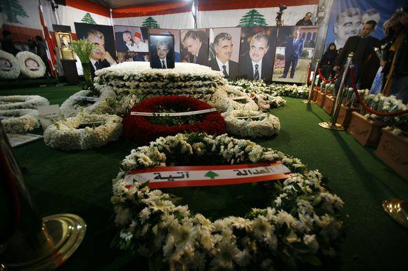 Rafiqo Al Hariri kapas