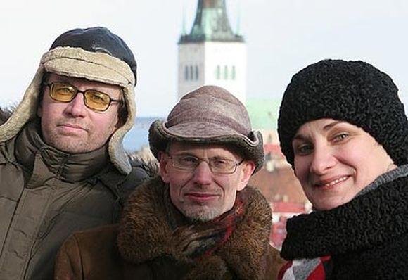 """""""Free Tallinn Trio"""""""