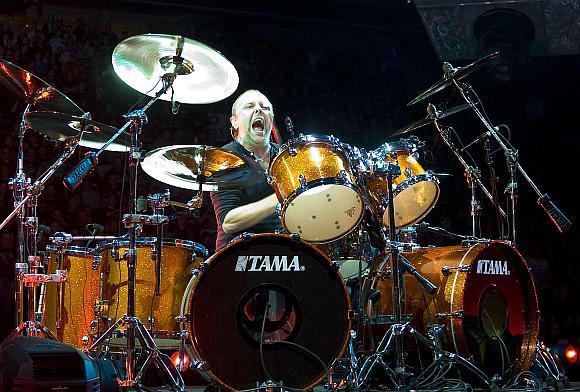 Larsas Ulrichas gana lengvai susirado ir parsisiuntė nelegalią savo grupės albumo kopiją.