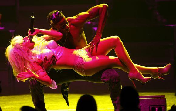 Daugeliui buvo netikėta, kad Lady GaGa nesutiko pozuoti nuoga.