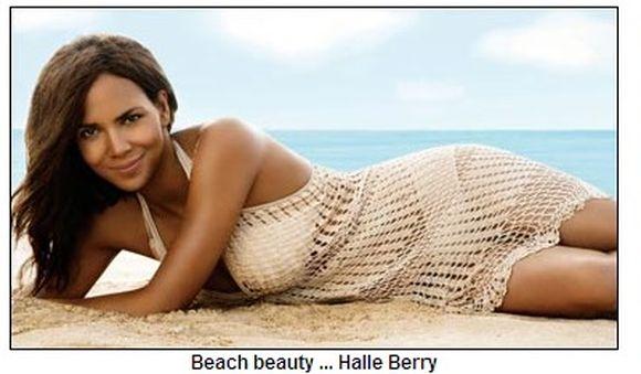 Halle Berry kviečia išbandyti naujuosius kvepalus.