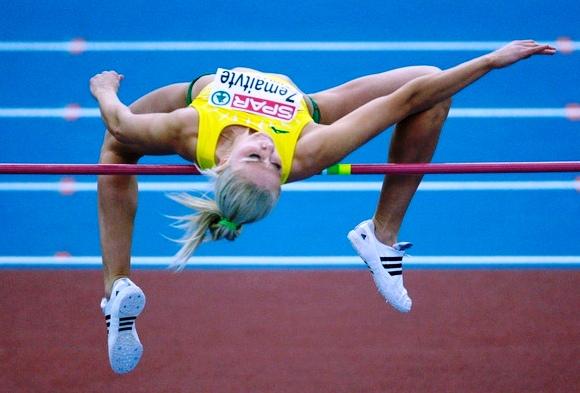 Viktorija Žemaitytė Europos čempionate turine užėmė 6 vietą