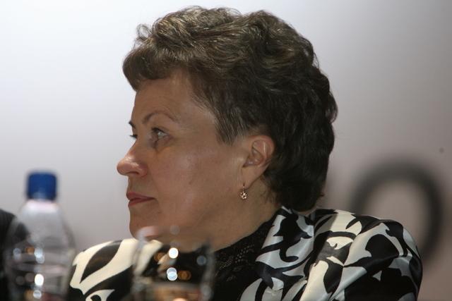 LSDP partijos prezidiumui priklausanti Irena Šiaulienė
