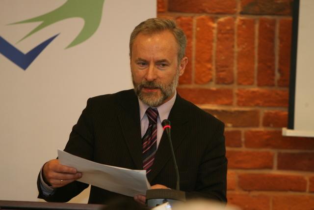TS-LKD prezidiumo narys Jurgis Razma