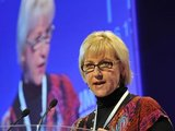 "AFP/""Scanpix"" nuotr./Europos Komisijos pirmininko pavaduotoja Margot Wallstrom"