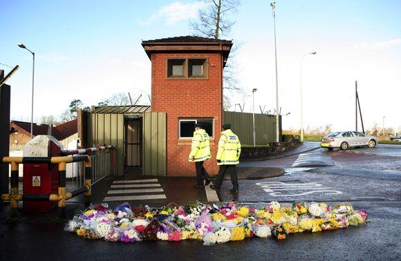 Šiaurės Airijoje smurto proveržis