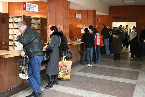 Klaipėdoje, kaip ir visoje Lietuvoje, daugėja atvejų, kai nedarbingumo pažymėjimai išduodami neteisėtai.