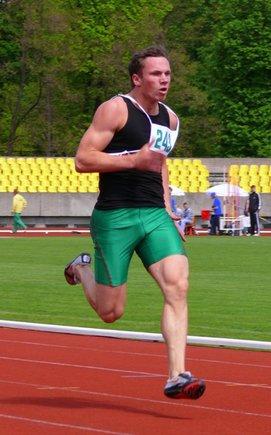 sprinteriai.com nuotr./Martynas Jurgilas