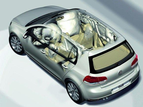 gamintojų nuotr./Volkswagen Golf