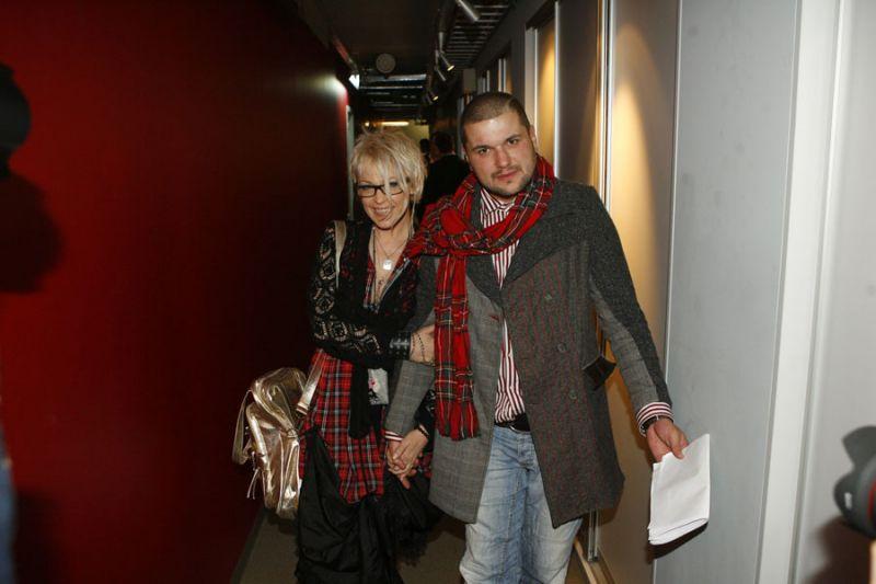Foto naujienai: Eglė Mickevičienė ir Dominykas Kubilius: abu madingi...