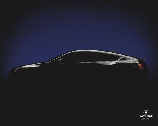 Naujoji Acura, koncepcija