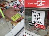 """Eriko Ovčarenko/15min.lt nuotr./Miestiečiai jau nuo šiandienos vienkartinius bilietus galės įsigyti ir """"Kauno spaudos"""" kioskuose"""