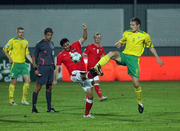 Pasaulio čempionato atrankoms rungtynių metu saugumui bus skirtas papildomas dėmesys.