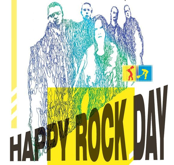 "Renginys ""Happy Rock Day"""