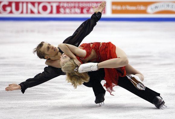 K.Copey ir D.Stagniūnas kaip ir pernai pasaulio čempionate užėmė 14 vietą.