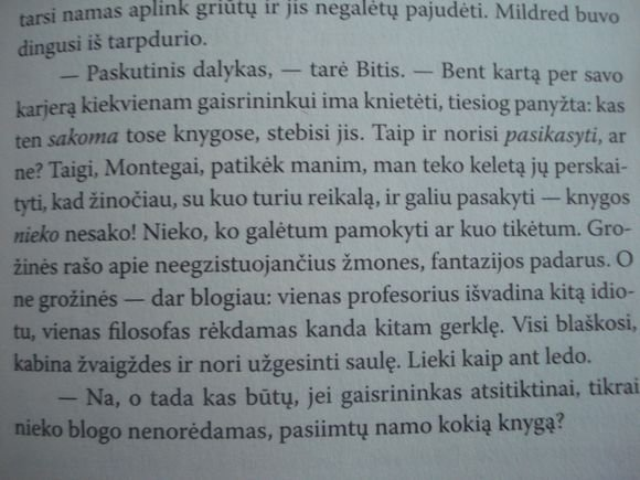 Redos Barkauskaitės nuotr./Iatrauka ia knygos.