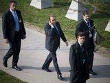 """AFP/""""Scanpix"""" nuotr./Silvio Berlusconi NATO viršūnių susitikime"""