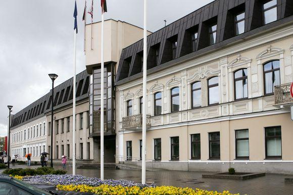 Panevėžio miesto savivaldybės pastatas