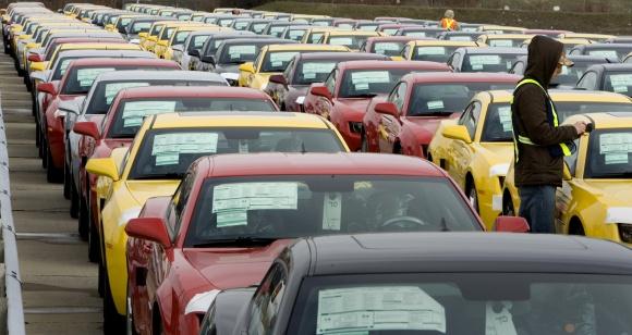 """""""General Motors"""" susidūrė su didžiausia krize per savo egzistavimą."""