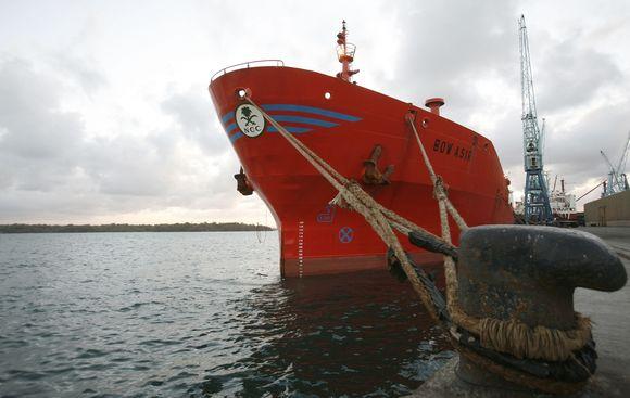 Norvegų laivas