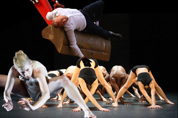 """Festivalis """"Naujasis Baltijos šokis"""""""