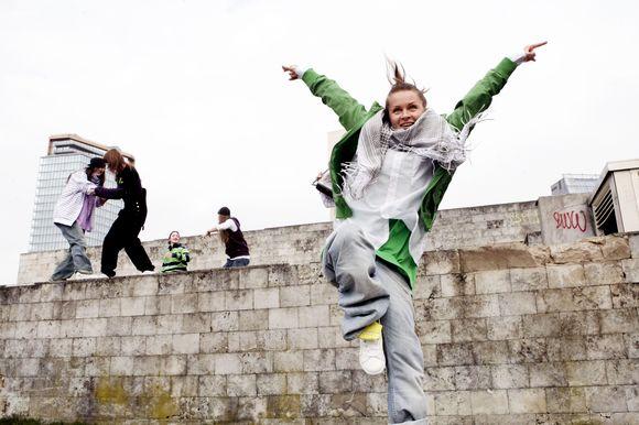 Jauniesiems vilniečiams – nemokamos šokių pamokos
