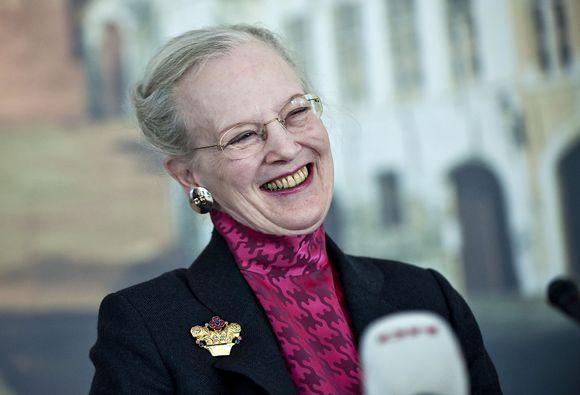 Danijos karalienė Margrethe II balandžio 16-ąją švenčia savo gimtadienį.
