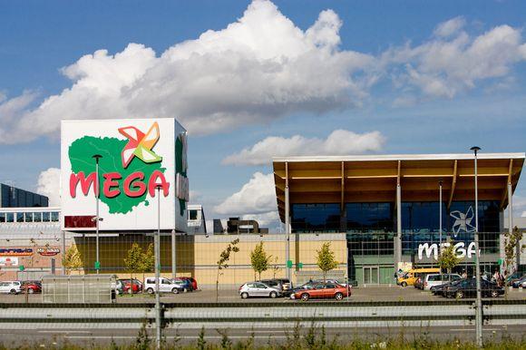 """Prekybos ir laisvalaikio centras """"Mega"""" rengia didžiausią išpardavimo akciją per savo veiklos istoriją."""