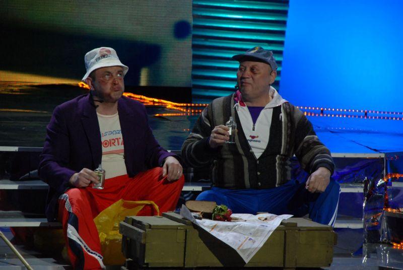 """Foto naujienai: A. Orlauskas ir Fara palieka """"Žvaigždžių duetus"""""""