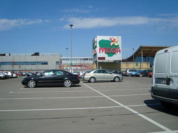 Prekybos centras MEGA