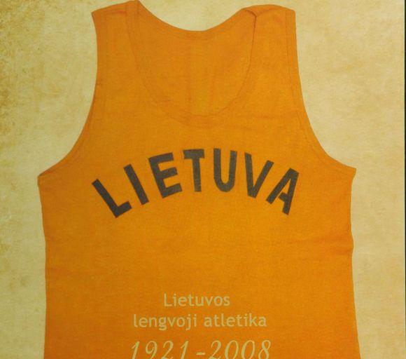"Albumas ""Lengvoji atletika"""