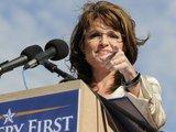 """AFP/""""Scanpix"""" nuotr./Sarah Palin"""