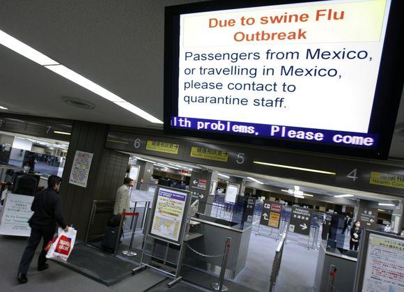 Visame pasaulyje iš Meksikos atvykstantys žmonės ranginami itin atidžiai seksti savo sveikatos būklę.