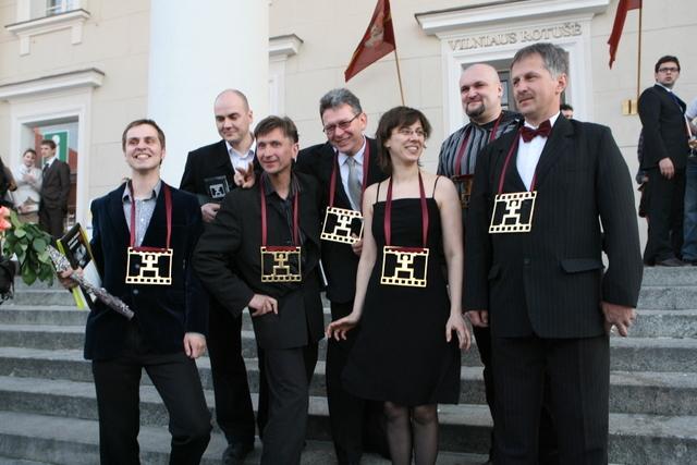 """""""Auksinio kadro"""" apdovanojimų laureatai"""