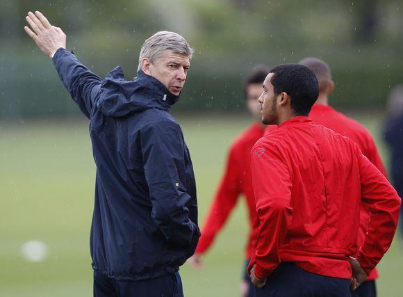"""""""Arsenal"""" strategas A.Wengeras tiki savo komandos sėkme"""