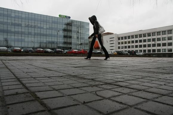 Eriko Ovčarenko/15min.lt nuotr./Koncesijos konkursą laimėjusi bendrovė turės ne tik įrengti požeminę aikatelę, tačiau ir sutvarkyti antžeminę Vienybės aikatės dalį.