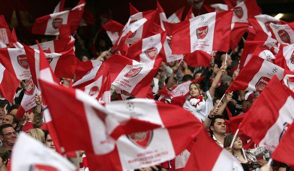 """""""Arsenal"""" sirgalius matyt jau iki lemtingo sprendimo turėjo rimtų bėdų."""