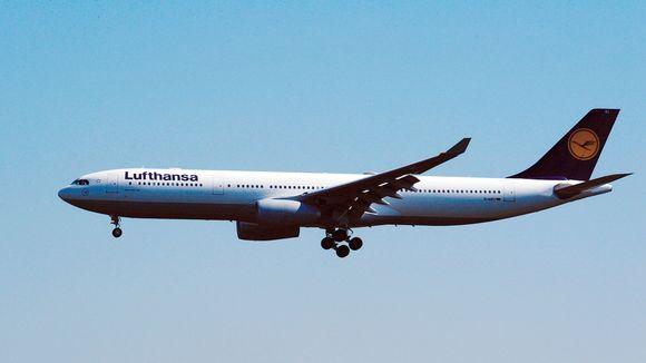 """Lufthansa"""