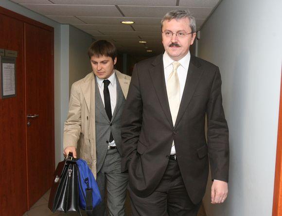 Atversta byla, kurioje Lietuvos nacionalinio radijo ir televizijos (LRT) bosas įtariamas fotografo užpuolimu.