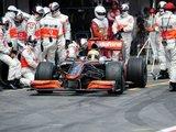 "AFP/""Scanpix"" nuotr./L.Hamiltonas pasitiki savo komanda"