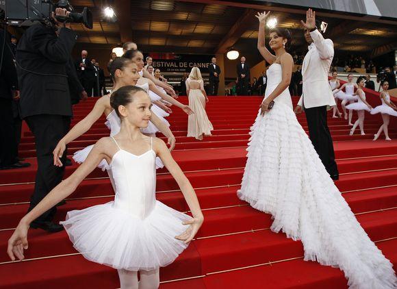 Nepaisant ekonominės krizės į 62-ąjį Kanų kino festivalį suvažiavo visas būrys ryškių režisierių ir aktorių.
