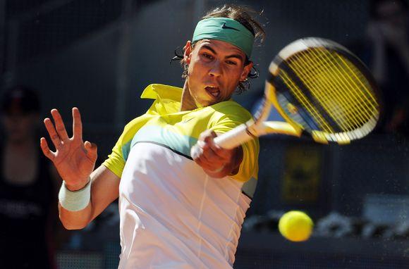 R.Nadalis laikomas turnyro Madride favoritu