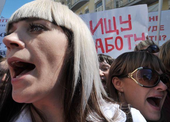 Ukrainiečiai – prieš lošimų draudimą.