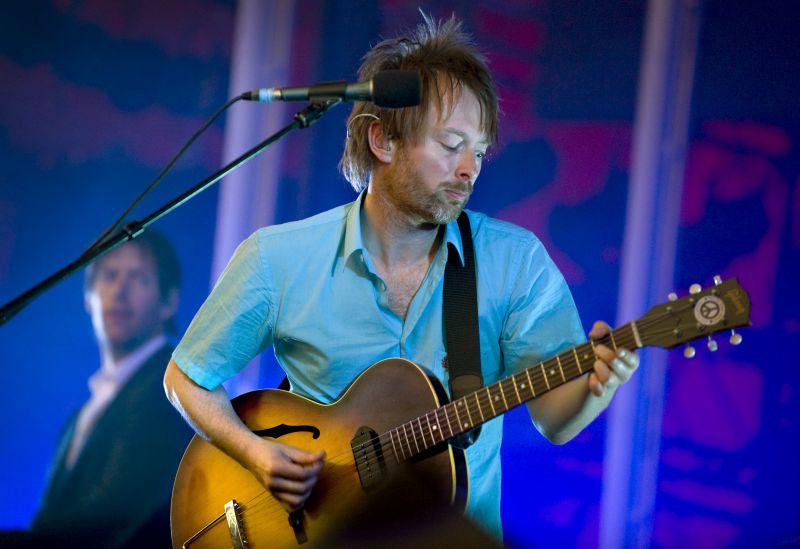 grupė Radiohead