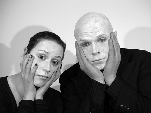 Spektaklyje amerikietiškų miuziklų dainas atliks ir A.Gian su M.Mačiuliu.